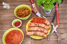 Bratwurst grillen - Rezept der Grill Nerd Akademie